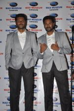 Prabhudeva at his wax statue launch for Celebrity Wax Museum of Lonavla in leela Hotel, Mumbai on 2nd Sept 2013 (20).JPG