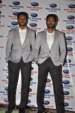 Prabhudeva at his wax statue launch for Celebrity Wax Museum of Lonavla in leela Hotel, Mumbai on 2nd Sept 2013 (26).JPG