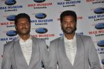 Prabhudeva at his wax statue launch for Celebrity Wax Museum of Lonavla in leela Hotel, Mumbai on 2nd Sept 2013 (28).JPG