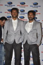 Prabhudeva at his wax statue launch for Celebrity Wax Museum of Lonavla in leela Hotel, Mumbai on 2nd Sept 2013 (32).JPG