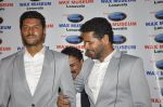 Prabhudeva at his wax statue launch for Celebrity Wax Museum of Lonavla in leela Hotel, Mumbai on 2nd Sept 2013 (35).JPG