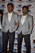 Prabhudeva at his wax statue launch for Celebrity Wax Museum of Lonavla in leela Hotel, Mumbai on 2nd Sept 2013 (38).JPG
