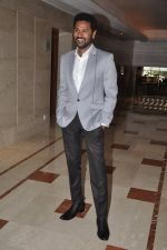 Prabhudeva at his wax statue launch for Celebrity Wax Museum of Lonavla in leela Hotel, Mumbai on 2nd Sept 2013 (5).JPG
