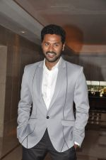 Prabhudeva at his wax statue launch for Celebrity Wax Museum of Lonavla in leela Hotel, Mumbai on 2nd Sept 2013 (6).JPG