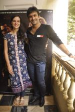 Elena Kazan, Aatef A Khan at Johnday Interviews in Nagi Villa, Mumbai on 3rd Sept 2013 (108).JPG