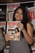 Neetu Chandra promotes Society Interiors issue in Prabhadevi, mumbai on 3rd Sept 2013 (24).JPG