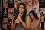 Neetu Chandra promotes Society Interiors issue in Prabhadevi, mumbai on 3rd Sept 2013 (30).JPG