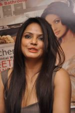 Neetu Chandra promotes Society Interiors issue in Prabhadevi, mumbai on 3rd Sept 2013 (32).JPG