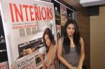 Neetu Chandra promotes Society Interiors issue in Prabhadevi, mumbai on 3rd Sept 2013 (40).JPG