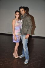 Aditi Rao Hydari, Shiv Pandit at Teacher_s day celebrations in Mithibai College, Mumbai on 5th Sept 2013 (39).JPG