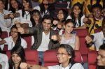 Aditi Rao Hydari, Shiv Pandit at Teacher_s day celebrations in Mithibai College, Mumbai on 5th Sept 2013 (40).JPG