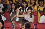 Aditi Rao Hydari, Shiv Pandit at Teacher_s day celebrations in Mithibai College, Mumbai on 5th Sept 2013 (42).JPG