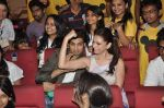 Aditi Rao Hydari, Shiv Pandit at Teacher_s day celebrations in Mithibai College, Mumbai on 5th Sept 2013 (43).JPG