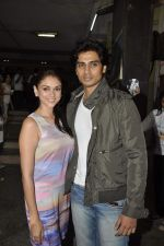 Aditi Rao Hydari, Shiv Pandit at Teacher_s day celebrations in Mithibai College, Mumbai on 5th Sept 2013 (55).JPG