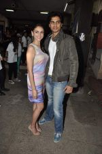 Aditi Rao Hydari, Shiv Pandit at Teacher_s day celebrations in Mithibai College, Mumbai on 5th Sept 2013 (61).JPG