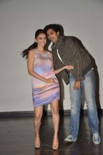 Aditi Rao Hydari, Shiv Pandit at Teacher_s day celebrations in Mithibai College, Mumbai on 5th Sept 2013 (67).JPG