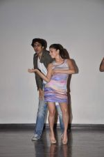 Aditi Rao Hydari, Shiv Pandit at Teacher_s day celebrations in Mithibai College, Mumbai on 5th Sept 2013 (76).JPG