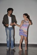 Aditi Rao Hydari, Shiv Pandit at Teacher_s day celebrations in Mithibai College, Mumbai on 5th Sept 2013 (78).JPG