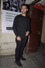 Vatsal Seth at Zanjeer film screening in PVR, Mumbai on 5th Sept 2013 (12).JPG
