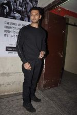 Vatsal Seth at Zanjeer film screening in PVR, Mumbai on 5th Sept 2013 (15).JPG