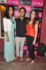 Aki Narula at Suvi - Arya & Spyra_s Collection Launch in khar, Mumbai on 7th Sept 2013 (2).JPG