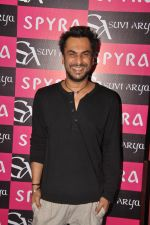 Aki Narula at Suvi - Arya & Spyra_s Collection Launch in khar, Mumbai on 7th Sept 2013.JPG