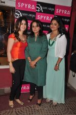 Durga Jasraj at Suvi - Arya & Spyra_s Collection Launch in khar, Mumbai on 7th Sept 2013 (43).JPG