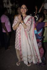 Shilpa Shetty_s Ganesha Visarjan in Mumbai on 10th Sept 2013(189).JPG