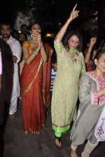 Shilpa Shetty_s Ganesha Visarjan in Mumbai on 10th Sept 2013(194).JPG