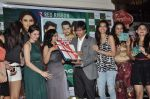 Bruna Abdullah, Karishma Tanna,Sonalee Kulkarni,Kainaat Arora,Maryam Zakaria, Manjari, Vivek at Lalitya Munshaw album launch in Mumbai on 11th Sept 20.JPG