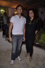 Divya Palat, Aditya Hitkari at AD Singh hosts Olive bash in Mahalaxmi on 11th Sept 2013 (20).JPG