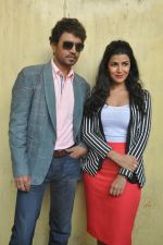 Irrfan Khan, Nimrat Kaur at Lunchbox Media Meet on 12th Sept 2013 (10).JPG