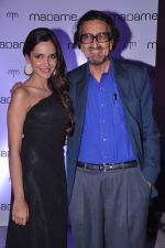 Shahzahn Padamsee, Alyque Padamsee at Fashion Show of Label Madame at Hotel Lalit in Mumbai on 12th Sept 2013 (227).JPG