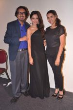 Shazahn Padamsee, Alyque Padamsee, Sharon Prabhakar at Fashion Show of Label Madame at Hotel Lalit in Mumbai on 12th Sept 2013 (201).JPG