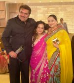 raza murad, smita thackeray and mrs raza murad  at rahul thackeray-Aditi Redkar engagement.jpg