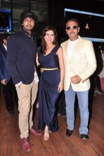 Gulshan Grover, Amrita Raichand, Ali Fazal at Baat Bann Gayi music launch in Hard Rock, Mumbai on 19th Sept 2013 (25).JPG