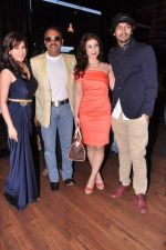 Gulshan Grover, Amrita Raichand, Ali Fazal, Anisa at Baat Bann Gayi music launch in Hard Rock, Mumbai on 19th Sept 2013 (27).JPG