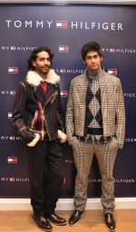 Models in Tommy Hilfiger AW13 collection2.jpg