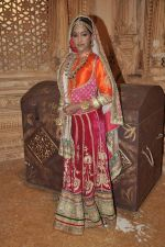 Rajshree Thakur at Maharana Pratap Singh on location for SONY in Gujarat Border on 20th Sept 2013 (186).JPG