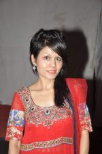 Sonu Kakkar at Musical audio release of film My friend Husain at Andheri cha Raja in Mumbai on 20th Sept 2013 (16).JPG