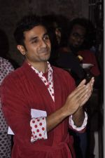 Vir Das at India_s largest comedy festival launch in Blue Frog, Mumbai on 22nd Sept 2013 (12).jpg