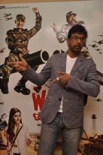 Javed Jaffrey promote War Chhod Na Yaar in Santacruz, Mumbai on 24th Sept 2013 (43).JPG