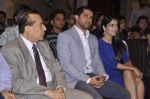 Aftab Shivdasani, Nin Dusanj, Nari Hira at the launch of Society Interiors Designs Competition & Awards 2014 in Durian Store, Worli, Mumbai on 25th Sept 2013(79).JPG