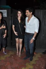 Neelam Kothari, Samir Soni at Chunky Pandey_s Birthday Bash in Mumbai on 25th Sept 2013 (94).JPG