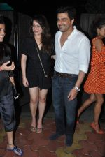 Neelam Kothari, Samir Soni at Chunky Pandey_s Birthday Bash in Mumbai on 25th Sept 2013 (96).JPG