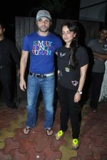 Sohail Khan at Chunky Pandey_s Birthday Bash in Mumbai on 25th Sept 2013 (25).JPG