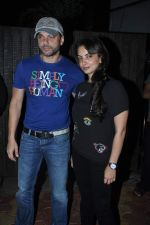 Sohail Khan at Chunky Pandey_s Birthday Bash in Mumbai on 25th Sept 2013 (28).JPG