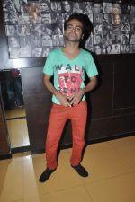 Pitobash Tripathy at premiere of Raqt in Cinemax, Mumbai on 26th Sept 2013 (50).JPG