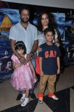 Resul Pookutty at Warning film premiere in PVR, Juhu, Mumbai on 26th Sept 2013 (114).JPG