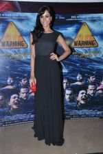 Suzana Rodrigues at Warning film premiere in PVR, Juhu, Mumbai on 26th Sept 2013 (63).JPG